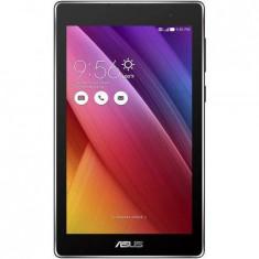 Tableta Asus ZenPad Z170C, 7 inch, Intel Atom X3-C3200, 12GB RAM, 16 GB eMMC, Wi-Fi, Android 5.0, neagra