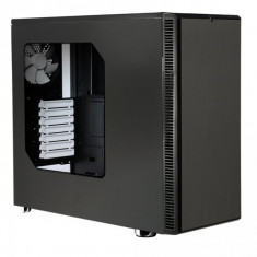 Carcasa Fractal Design Define R4 Black Pearl Window, Middle Tower, neagra