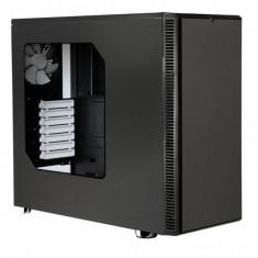 Carcasa Fractal Design Define R4 Black Pearl Window, Middle Tower, neagra