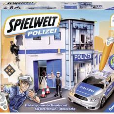 Set electronic Ravensburger Sectia de politie, Tip Toi
