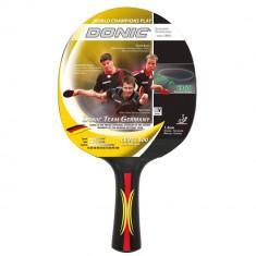 DONIC Paleta tenis de masa Control Team Germany 500 - Paleta ping pong