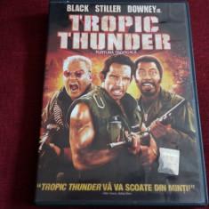 FILM DVD TROPIC THUNDER - Film actiune, Romana