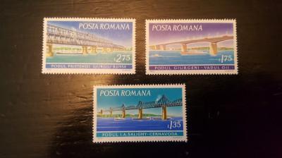 Timbre românești neștampilate - 1972 foto