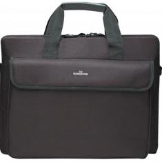 Manhattan Geanta Manhattan London, 15, 6 inch, neagra - Geanta laptop