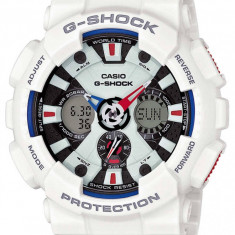 Ceas original Casio G-Shock GA-120TR-7AER - Ceas barbatesc Casio, Sport