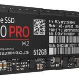 SSD Samsung 960 Pro 512GB M.2 NVMe (MZ-V6P512BW)