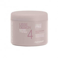Alfaparf Lisse Design Keratin Therapy Rehydrating Mask 500ml - Sampon