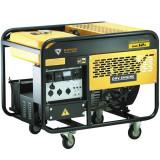 KIPOR generator Open Frame KGE 12 E, benzina, 9.5 kW - Generator curent