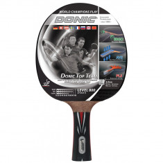 DONIC Paleta tenis de masa Attack TOP TEAMS 800 - Paleta ping pong