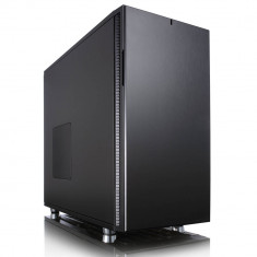 Carcasa Fractal Design Define R5, Middle Tower, neagra, fara sursa - Carcasa PC