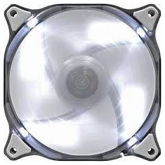 Cougar VECGD14HBW, Dual-X White LED, 140mm, CF-D14HB-W - Cooler PC