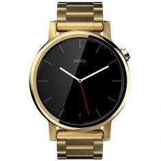 Smartwatch Motorola Moto 360 42 mm 2nd generation men's auriu