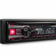 Sistem auto Alpine CDE-181R - CD Player MP3 auto