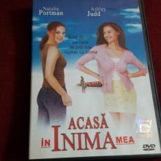 FILM DVD ACASA IN INIMA MEA - Film comedie Altele, Romana