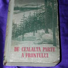 De cealalta parte a frontului - Gheorghii Briantev (f0537 - Carte de aventura