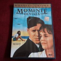 FILM DVD MOMENTE DE VIATA - Film drama Altele, Romana