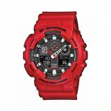 Ceas barbatesc Casio G-Shock GA-100B-4AER, Sport