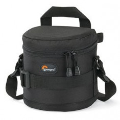Lowepro Geanta obiectiv Lowepro Lens Case 11x11cm - Geanta Camera Video
