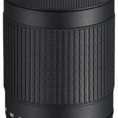 Obiectiv foto DSLR Nikon AF-P DX NIKKOR 70-300MM F/4.5-6.3G ED - Obiectiv DSLR Nikon, Nikon FX/DX