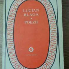 Poezii - Lucian Blaga, 396952 - Carte poezie