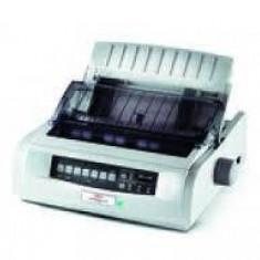 Imprimanta matriciala OKI MICROLINE 5520eco, A4, USB, alb