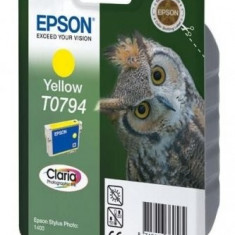Epson Toner color Epson T0794, Yellow, Claria Ink
