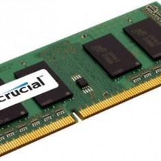 Crucial CT102464BF160B, 8GB 1600MHz DDR3 CL11 SODIMM - Memorie RAM laptop