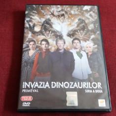 FILM DVD INVAZIA DINOZARILOR SERIA A DOUA 2 DVD, Romana