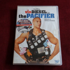 FILM DVD THE PACIFIER - Film comedie, Romana