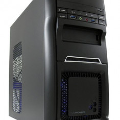 Carcasa LC-Power 2000MB, micro ATX, neagra, sursa 420W