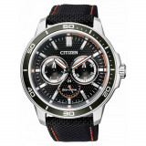 Ceas original Citizen Eco-Drive BU2040-05E Sports - Ceas barbatesc