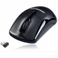 Mouse Newmen F159 gaming, Wireless, USB, Optic, 1000dpi, Negru, Optica