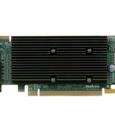 Placa video Matrox M9140, 512MB GDDR2, 4xDVI, PCI-Express x16, low profile - Placa video PC