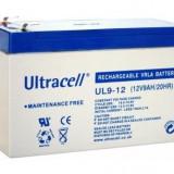 ULTRACELL Acumulator UPS ULTRACELL UL12V9AH, 12V 9Ah