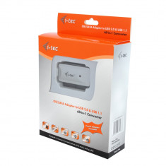ITec Adaptor USB 2.0 IDE/SATA
