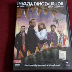FILM DVD  INVAZIA DINOZAURILOR 2 DVD, Romana