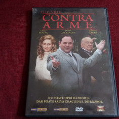 FILM DVD JUCARII CONTRA ARME - Film comedie Altele, Romana