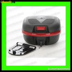 Topcase Scuter Atv Portbagaj scuter Cutie Casca scuter - Top case - cutii Moto