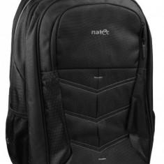 Natec Rucsac notebook Natec Camel 2 17.3 inch, negru - Geanta laptop Natec, Nailon