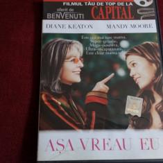FILM DVD ASA VREAU EU - Film drama Altele, Romana