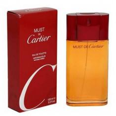 Cartier Must de Cartier Eau de Toilette 100ml - Parfum femeie Cartier, Apa de toaleta