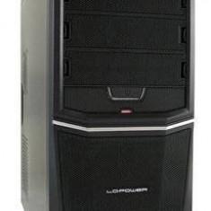 Carcasa LC-Power Case Midi LC-924B+, 420W, LC-Power Pro-924B+, negru