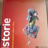 Manual istorie clasa a VIIa - Manual scolar, Clasa 7