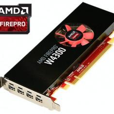 Placa video AMD FIREPRO W4300 4GB GDDR5 - Placa video PC