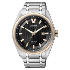 Ceas original Citizen Eco-Drive Super-Titanium AW1244-56E