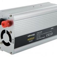 Whitenergy Invertor de tensiune 06582, 24V/230V, 400W, USB - Invertor Auto