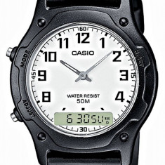 Ceas original Casio Collection AW-49H-7BVEF