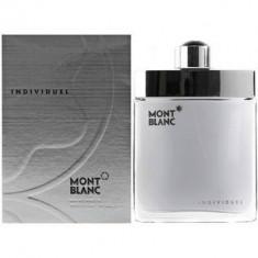 Mont Blanc Individuel Eau de Toilette 75ml - Parfum barbati Mont Blanc, Apa de toaleta