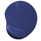 Mousepad Gembird MP-GEL/40 cu suport din gel, albastru