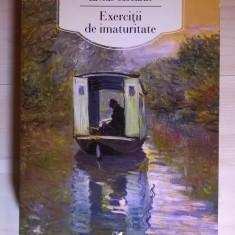 Livius Ciocarlie - Exercitii de imaturitate